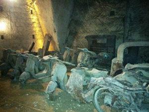 Ontdek ondergronds napels